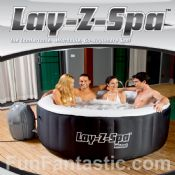 Bestway Lay Z Spa Miami Series
